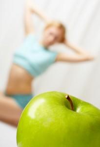 Gewichtsregulatie/ sportvasten